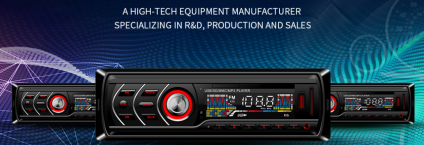 What should I do if the car radio signal is poor?