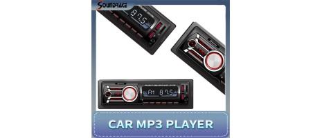 1784--Dual USB Car MP3