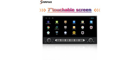 The new high-definition car radio multi-function mp5 car stereo player with SD U disk car video player